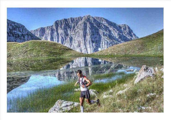 ריצה באגם הדרקון צפון יוון