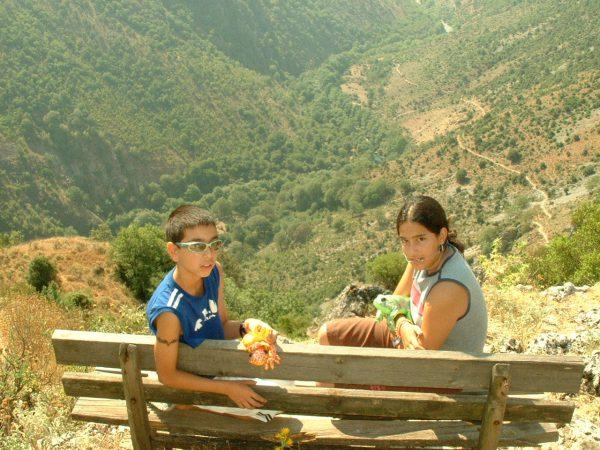 ערוץ ויקוס זגוריה צפון יוון