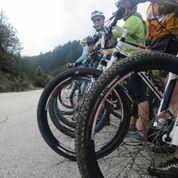 רכיבת אופניים צפון יוון
