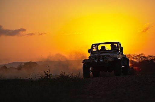 גיפים בפרטולי jeep