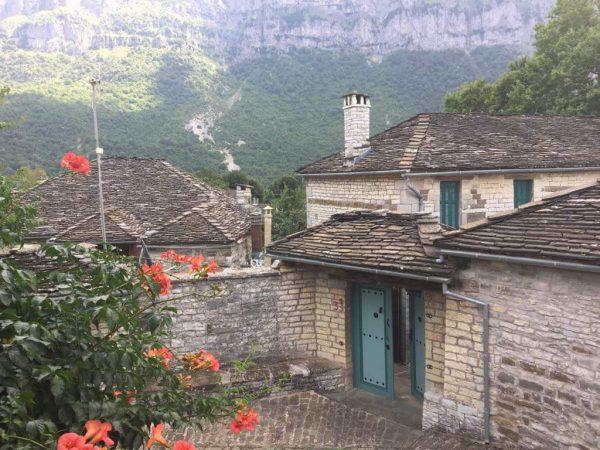 כפרים יוונים - בזגוריה