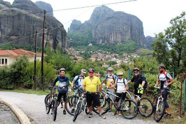 רכיבת אופניים לקבוצות מטאורה