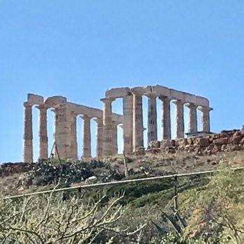 כף סוניו מקדש פוסידון