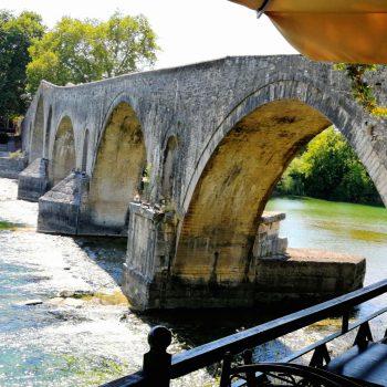 הגשר העתיק בארטה צילום יפה
