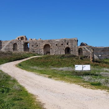 עתיקות בכניסה לפברזה