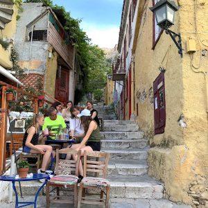 אופניים חשמליים באתונה אקרופוליס