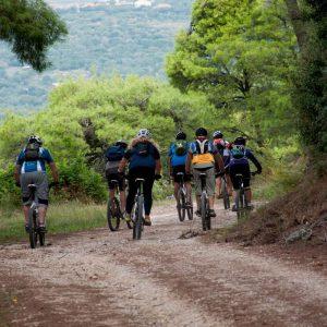 רכיבת אופניים מקצועית בצפון יוון
