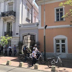 גלריה רכיבה אורבנית באתונה