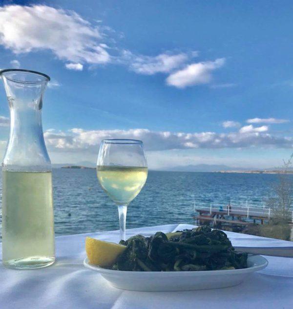 יין מקומי צפון יוון