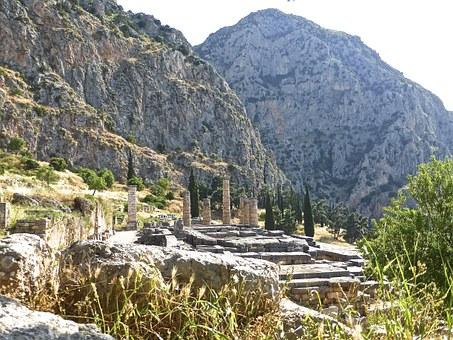 delphi דלפי צפון יוון
